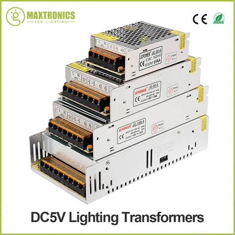 Power Supply 5v 20a High Quality lighting transformers dc5v high quality led lights driver