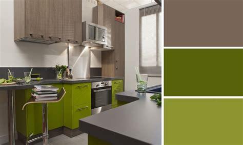cuisine chocolat et vert anis quelles couleurs se marient avec le marron