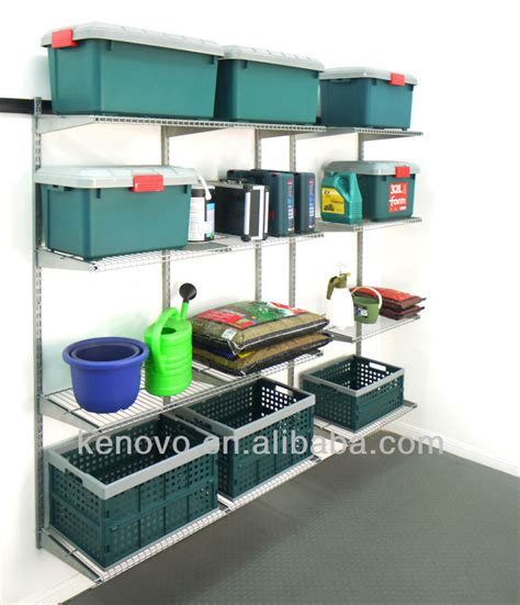 Garage Storage Kenovo Kenovo Duratrax Garage Organization System Buy Garage