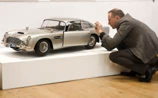 Aston Martin Db5 Kit 3 A Photographs A Post Production One Third Scale