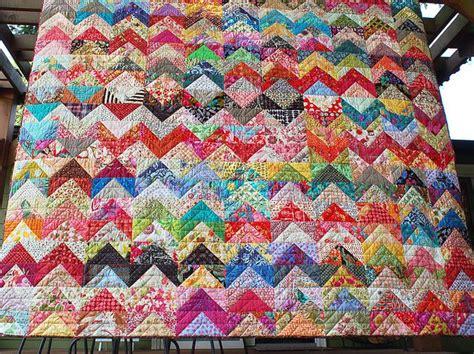 scrappy zig zag quilt pattern 17 best images about quilts scrap on pinterest quilt