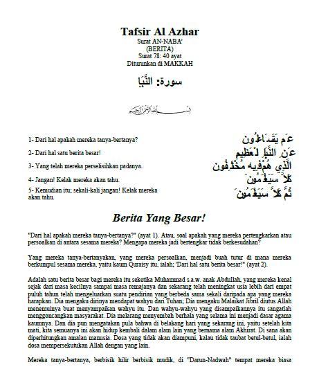 biodata penulis hamka ebook tafsir al azhar hamka gratis download ebook