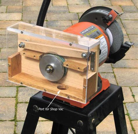 harbor freight bench grinder stand pdf plans harbor freight bench grinder stand download diy