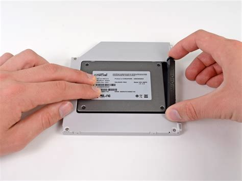 Harddisk Macbook Pro 13 Installing Macbook Pro 13 Quot Unibody Mid 2010 Dual