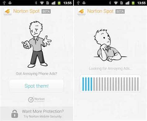mobile adware removal scan and remove adware android apps with norton spot