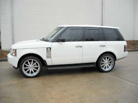 White Range Rover Sport Carving Cake range rover dvd headrests my auto