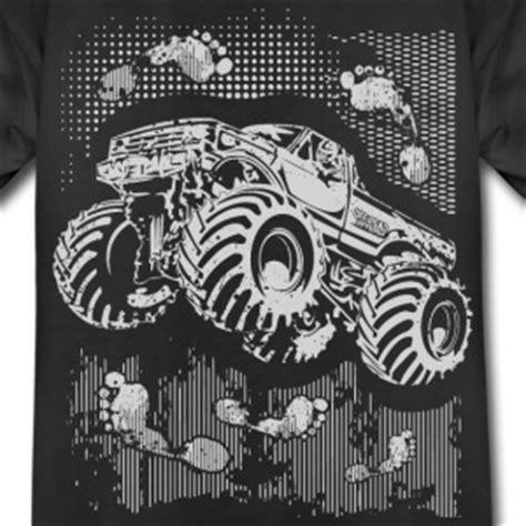 bigfoot monster truck t shirts monster truck t shirts spreadshirt