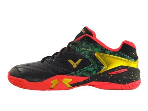 Sepatu Bulutangkis Merk Victor sh a920ltd fg sepatu produk victor indonesia merk bulutangkis dunia