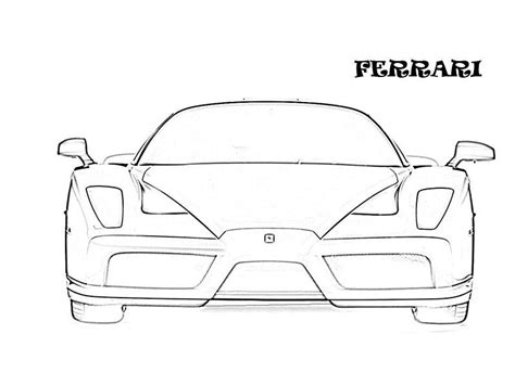 real cars coloring pages printable coloring pages for kids