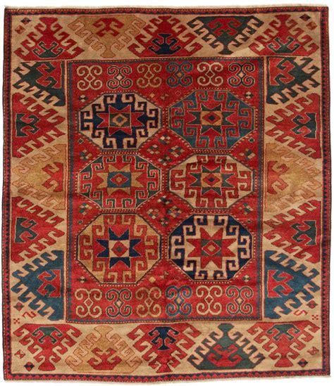 kazak rug caucasian kazak rug bordjalou kazak rug with guls