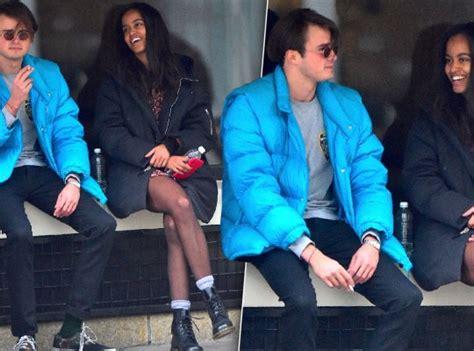 michelle obamas boyfriend malia obama hangs out with british boyfriend