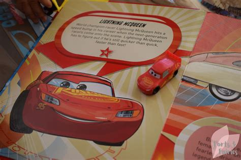 My Busy Book Disney Cars cars 3 my busy books forts and fairies