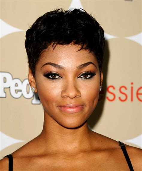 Easy Ridin', 17 Best Short Hairstyles for African American Women   (Page 16)