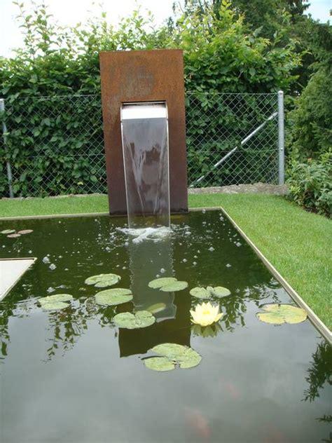 saunahäuser für den garten wasserfallbrunnen f 252 r den garten den pool den teich