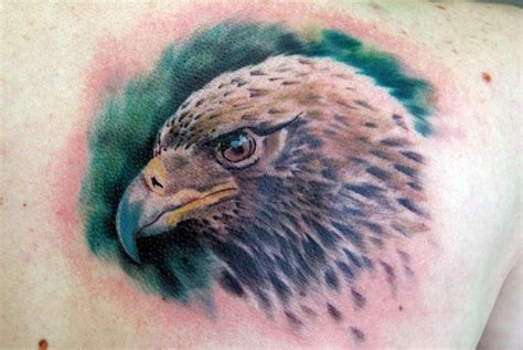 tattoo eagle realistic realistic chest eagle tattoo by alans tattoo studio