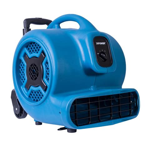 floor drying fans home depot xpower 1 hp 3600 cfm 3 speed air mover carpet dryer floor