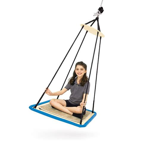 swing platform advantage line platform swing sensory integration