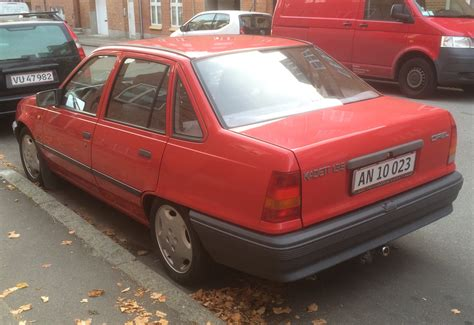 kadett opel a photo for sunday 1984 1991 opel kadett 1 3 s driven