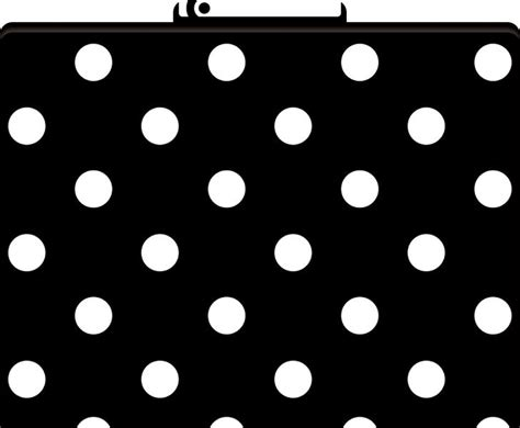 18080 black dotted s white s m file folders black white dots functional file folders
