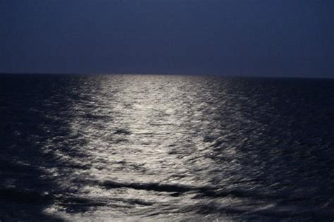Clean My Bedroom by Moonlight On Water From The Balcony Picture Of Paradise