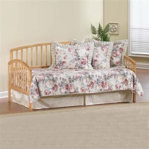 country daybed hillsdale carolina country wood pine finish daybed ebay