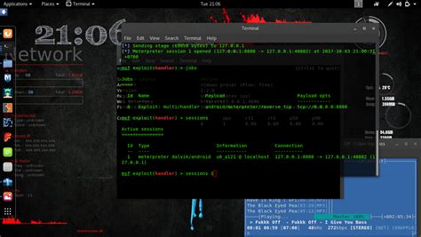 tutorial hack android tutorial kali linux hack android different network
