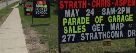 Garage Sales Everywhere Seen In Calgary Archives The According To Buzz