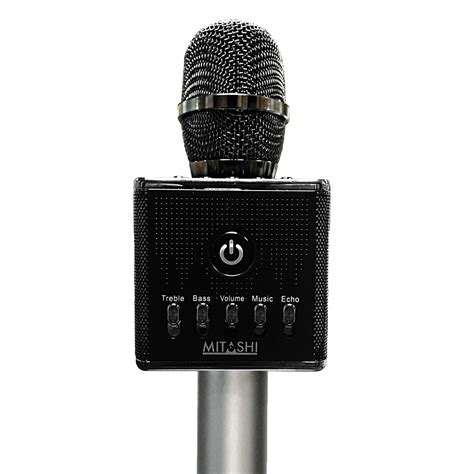 Mic Speaker Bluetooth Mic Karaoke mitashi wireless karaoke mic with inbuilt speakers and