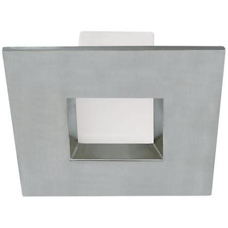 Square Recessed Led Lighting by Cyber Tech Lc12rt4 Sqns 12w 550 Lumens 4 Square