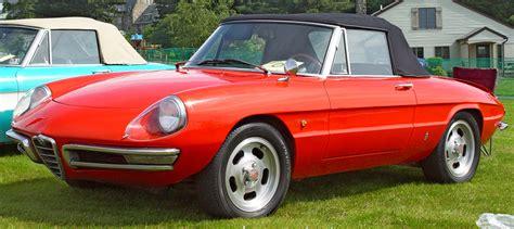 1972 Alfa Romeo Spider by 1972 Alfa Romeo Spider Information And Photos Momentcar