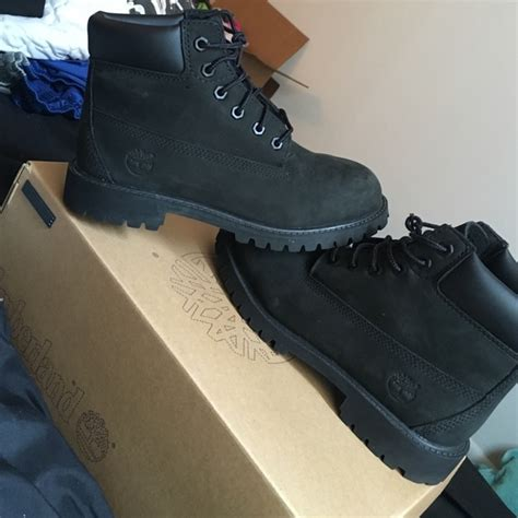 tims boots for 57 timberland shoes all black tims from emmi s