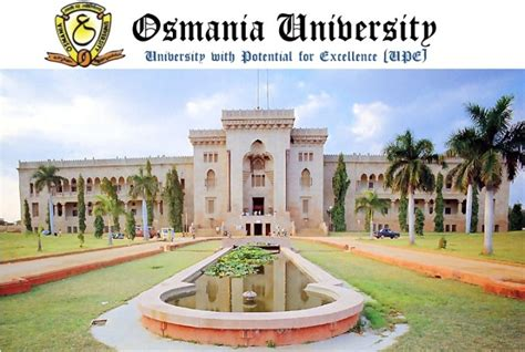 Top Mba Colleges In Hyderabad Affiliated To Osmania by Osmania Oucet 2017 Second Phase Allotment