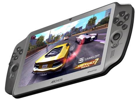 console portatile archos gamepad 232 sia console portatile che tablet android