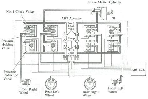 abs system diagram 1993 toyota corolla