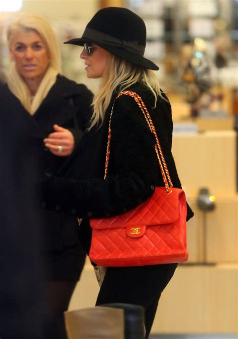 Richies Chanel Purse by Richie Quilted Leather Richie Looks