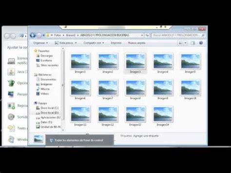 windows 10 no muestra imagenes en miniatura problema resuelto no puedo ver la vista en miniatura de