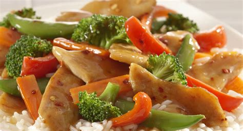 chinese stir fried chicken with vegetables recipe dishmaps