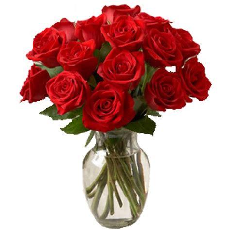 Roses In Vase by Roses In A Vase