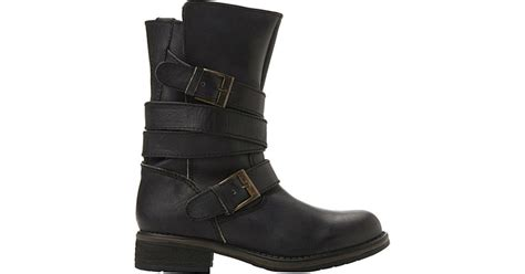 womens black leather biker boots womens black leather biker boots with unique creativity in