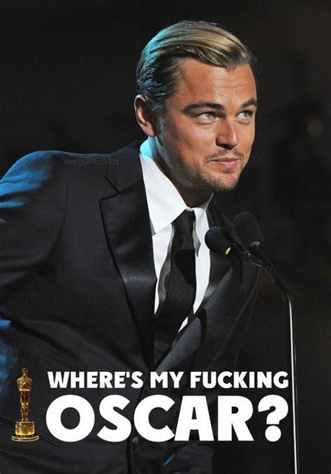 Leonardo Dicaprio No Oscar Meme - fab gist leonardo dicaprio finally wins an oscar here s
