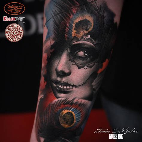 caterina and peacock tattoo best tattoo ideas gallery