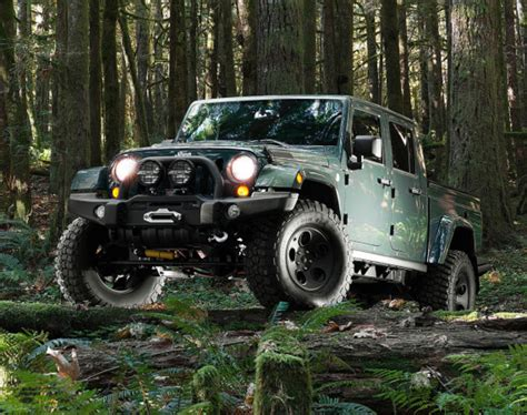 jeep brute filson filson x aev jeep brute double cab freshness mag