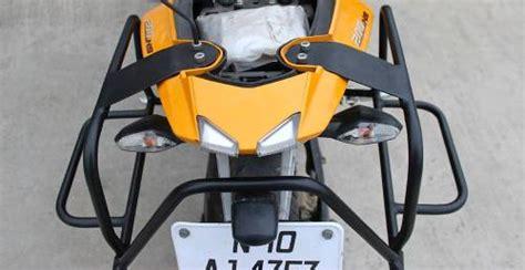 bajaj pulsar 200 ns accessories pulsar 200ns touring accessories car and bike