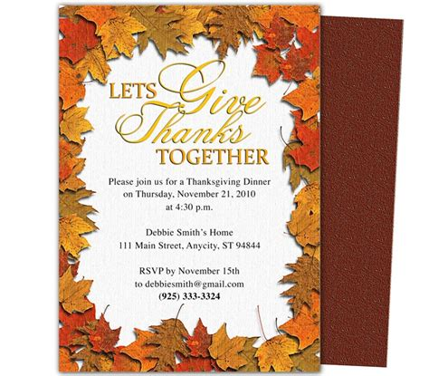 14 best images about thanksgiving party invitations