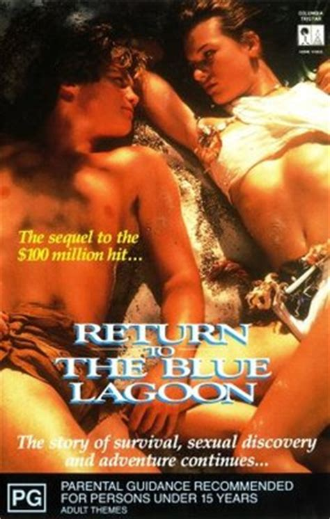 film blue lagoon online return to the blue lagoon movie poster 1991 poster buy