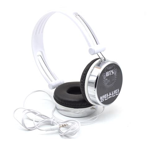 kpop korean bangtan boys bts headset earphone headband headphones fashion ebay