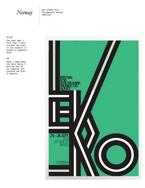 graphic book design 2 scandinavian graphic design book suggestion