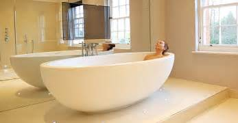 Free Standing Spa Bathtubs Luxury Freestanding Baths Natural Stone Baths