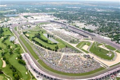 golf course at indianapolis motor speedway wait you can play golf during the indy 500 thank you