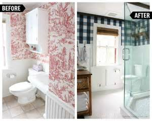 farmhouse style master bathroom renovation before and after budget ideas